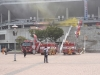 긴급구조 재난훈련 상암 월드컵경기장