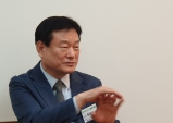 총회 총무 최우식 목사의 퇴임 전 기자간담회