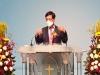 성남노회 소속 영도교회가 반 백년을 맞이해 감사예배를 드리고 새로운 미래로 출발했다.