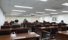 총회 학생지도부(부장-하재호), 실행위원회를 열어 사업 계획을 논의