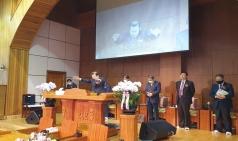 분열의 아픔을 딛고 재결합한 천호제일교회 이상근목사 위임식 갖고 새 출발