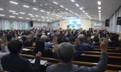 춘천성시화운동본부 정기총회 및 춘천성시화운동 연구소 개원