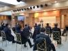 한국교회총연합, 한국교회100주년기념관 그레이스홀에서 2021년 신년하례회 가져