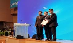 두 단체로 갈라섰던 전국장로회연합회, 희년을 맞이해  합동하고 감사예배