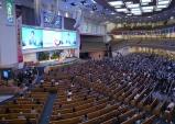 기도회복운동 '2021 프레어 어게인', 사랑의교회에서 한국교회 영적 부흥 위한 연합기도집회 열려