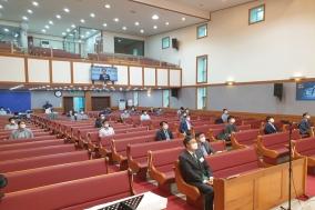이만교회운동본부 천호동 동원교회에서 제`차 교회개척전도성장세미나 열어