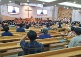 새노래명성교회, 김하나목사에 이어 제2대 담임목사로 고은범목사 위임식 가져