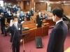 총회 선거관리위원회, 제106회기 임원후보자 기호추첨 및 설명회, 그리고 공명선거 서약식 가져