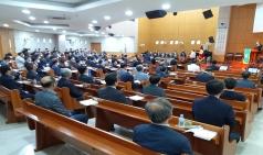 전국남전도회연합회, 김제에서 총회 개최 /새로운 대표회장에 새순교회 임성철장로 선출