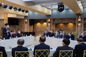한국교회 기관통합을 위한 3자(한교총 한기총 한교연) 연석회의 열어